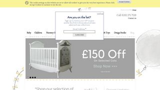 The Baby Cot Shop