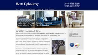 Herts Upholstery